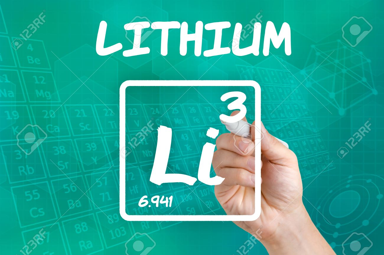 Symbol for the chemical element lithium stock photo picture and symbol for the chemical element lithium stock photo 21871748 biocorpaavc Images