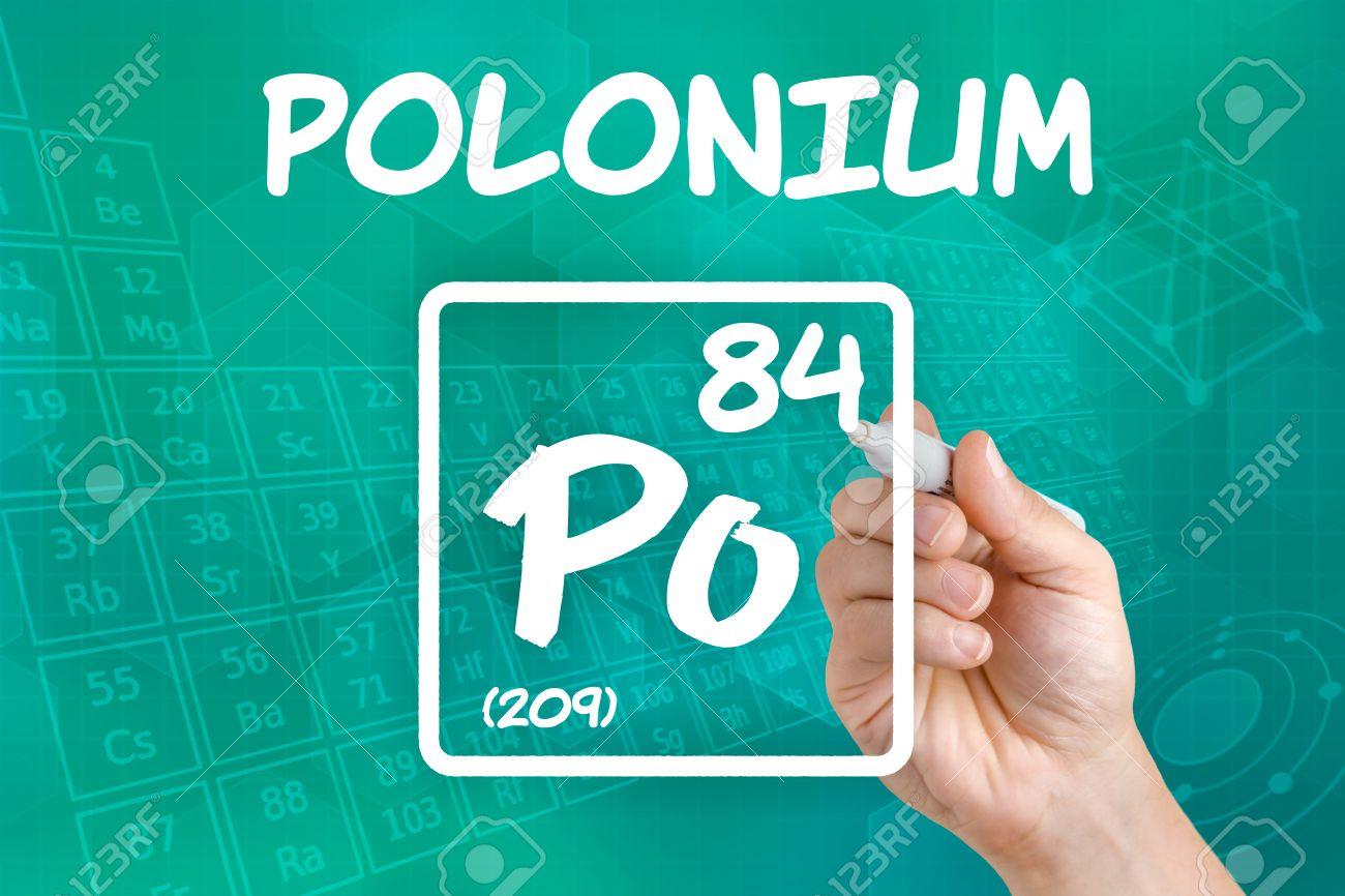 Polonium On The Periodic Table 11556 | NANOZINE