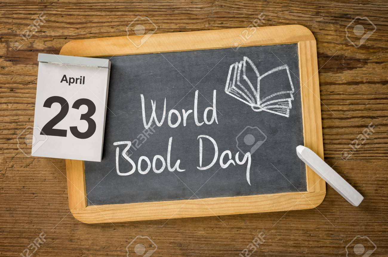 World Book Day - 23 April