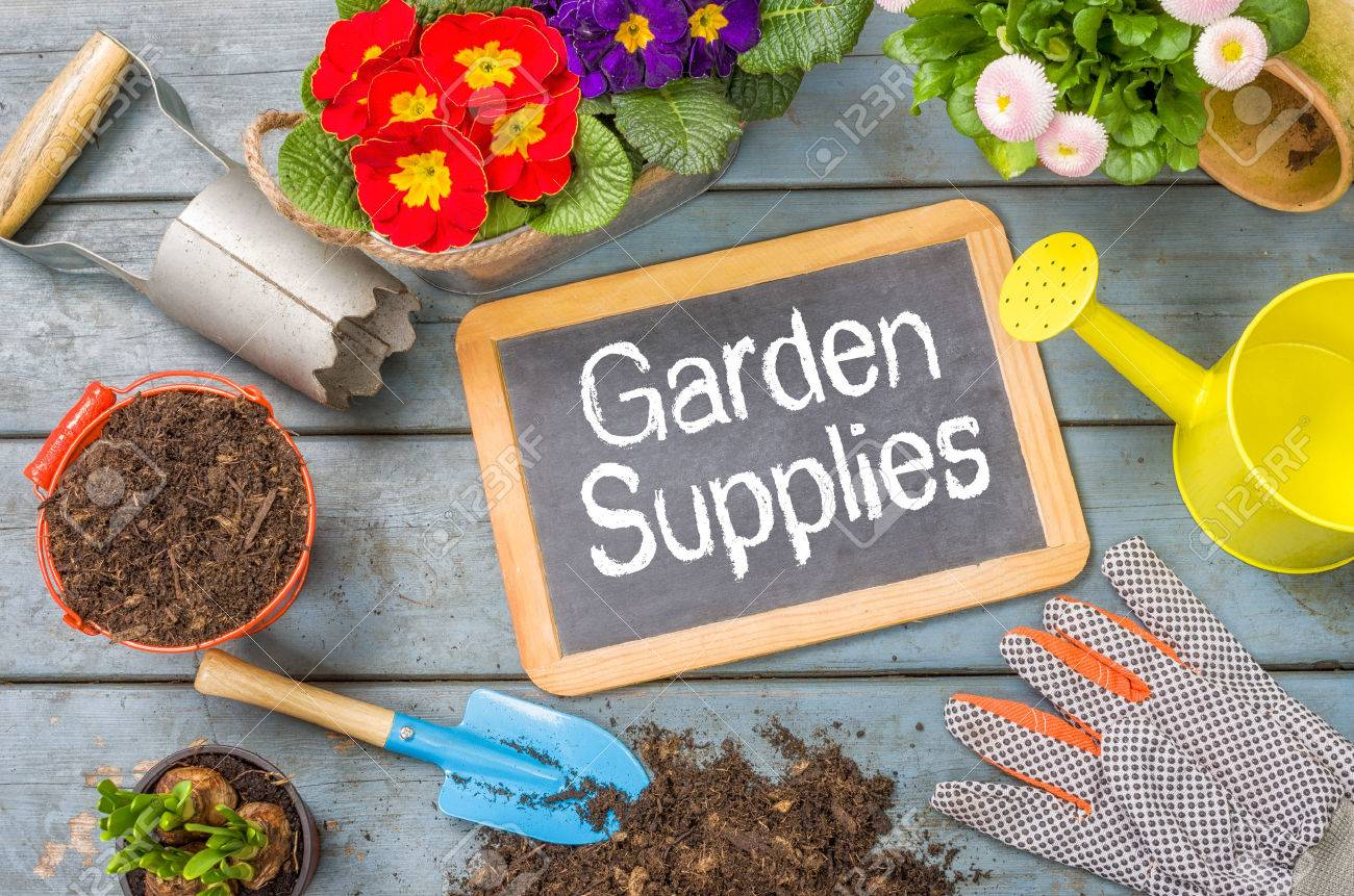 Image result for garden supplies