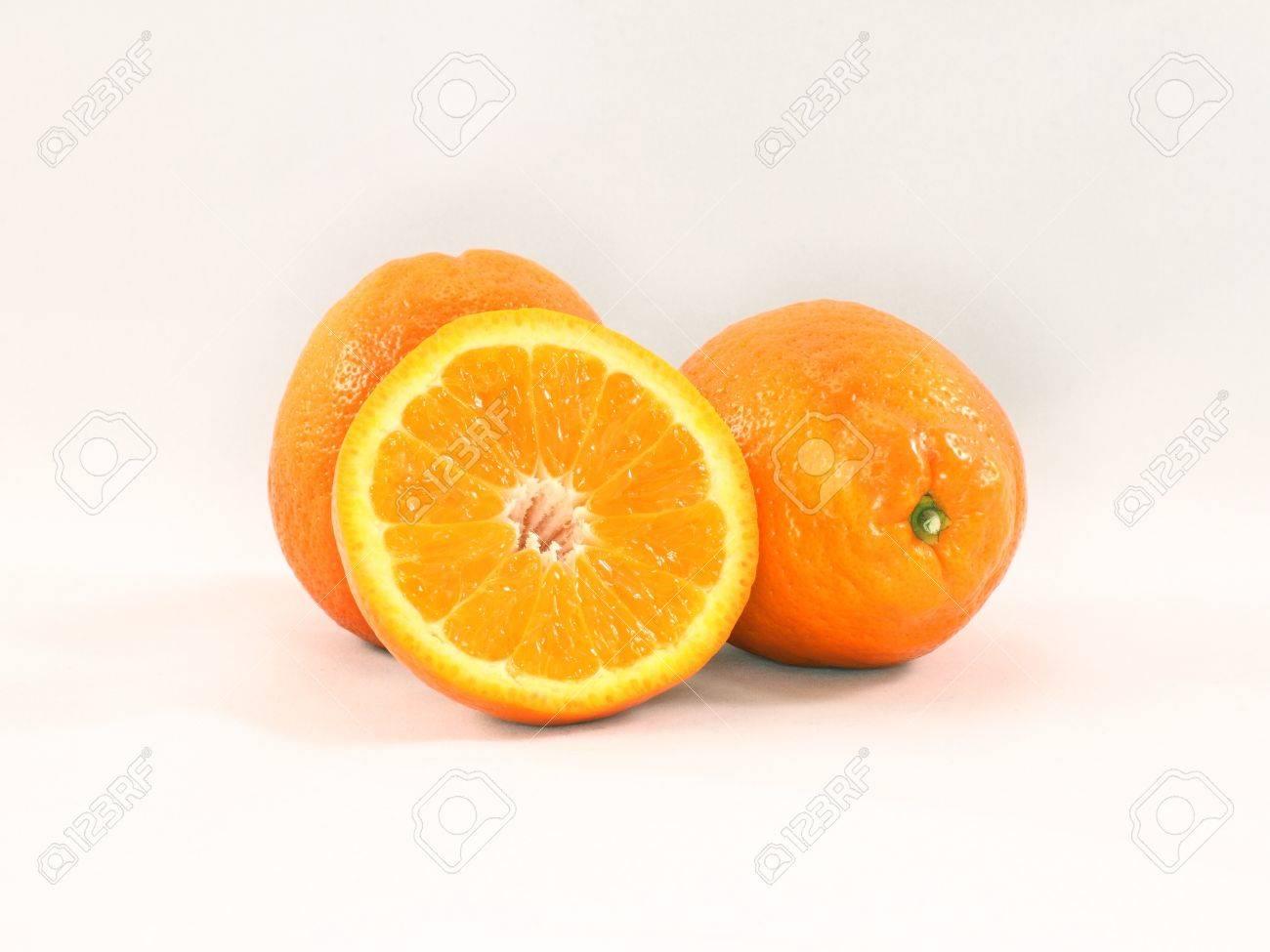 tangelo oranges