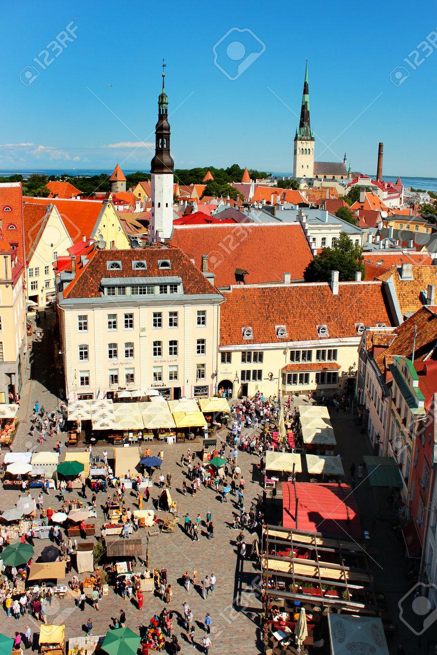 タリン、エストニア - 2017 年 7...