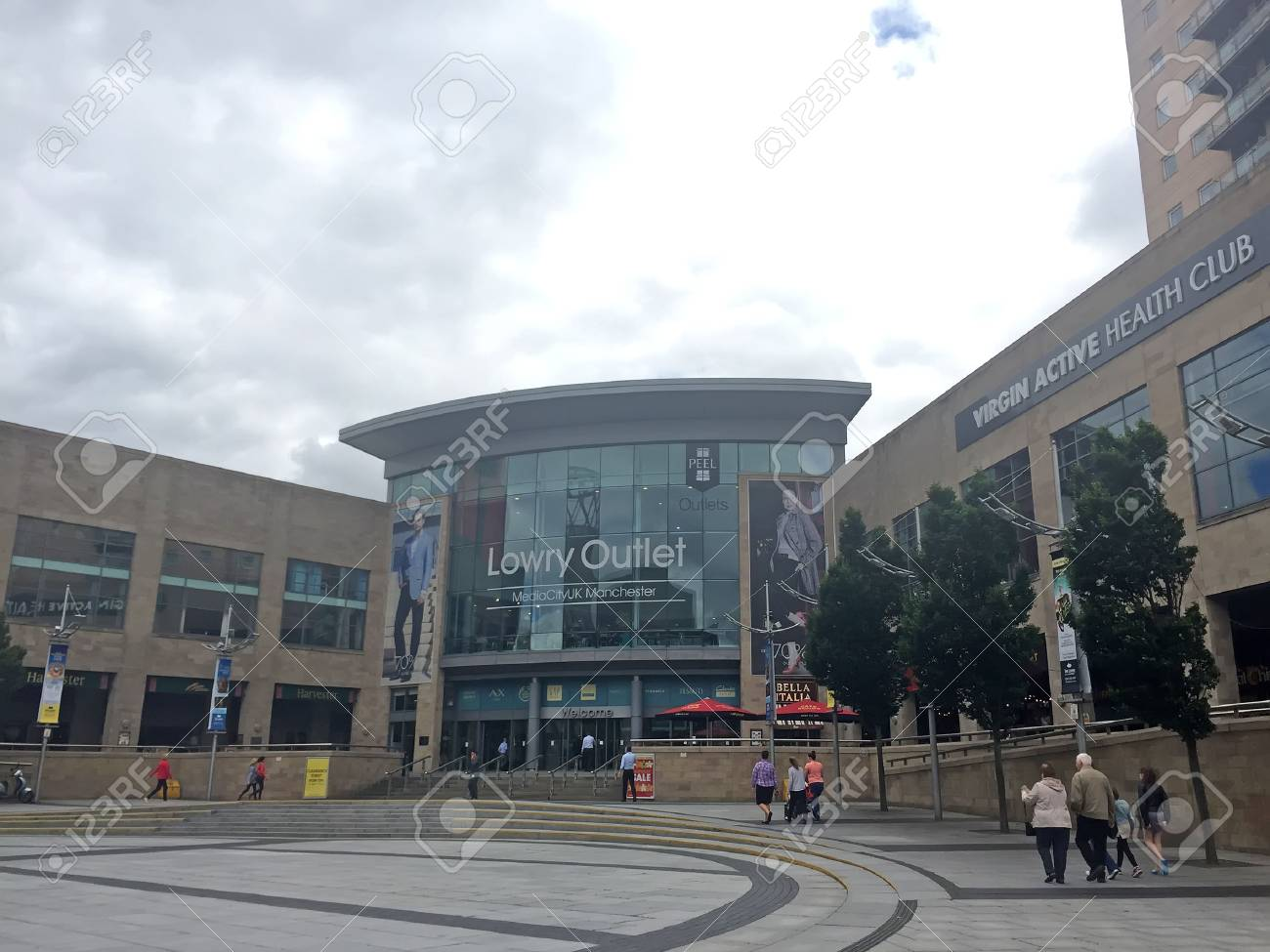 64f81e2167d Manchester - July 27  Lowry Outlet Shopping Center
