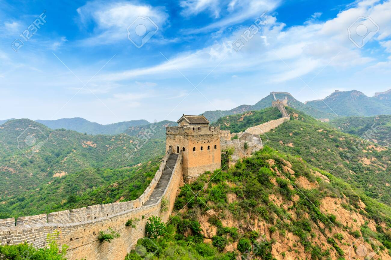 The Great Wall of China at Jinshanling - 122581554