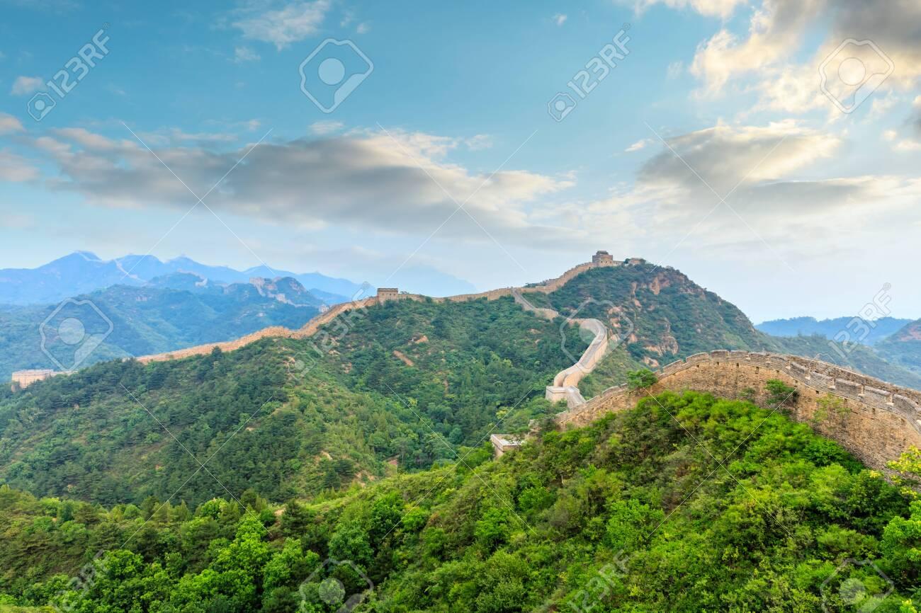 The Great Wall of China at Jinshanling - 122581637