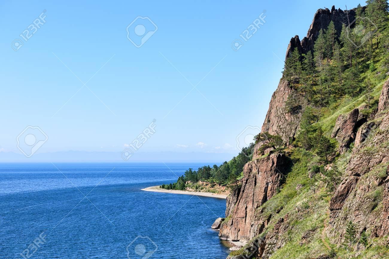 Lake Baikal is located near Irkutsk 16