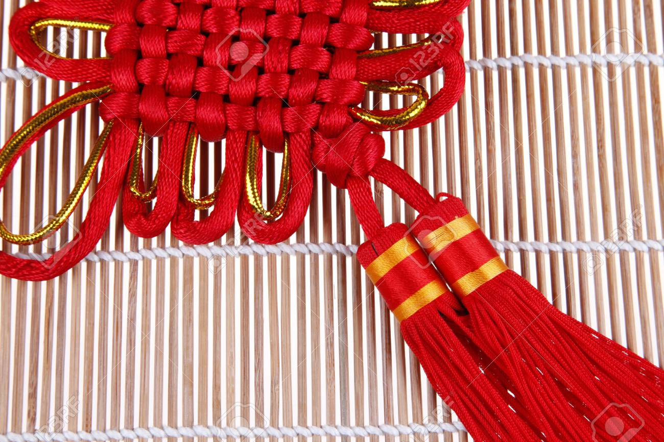 Chinese Knot Is A Decorative Handicrafts Is A Kind Of Chinese