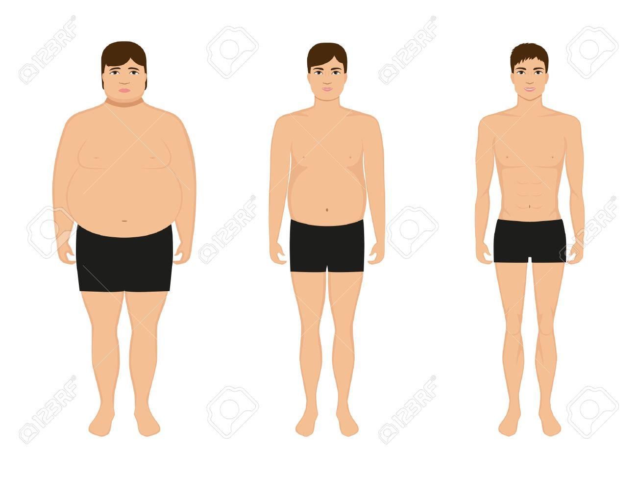 Dieta para adelgazar hombres guapos