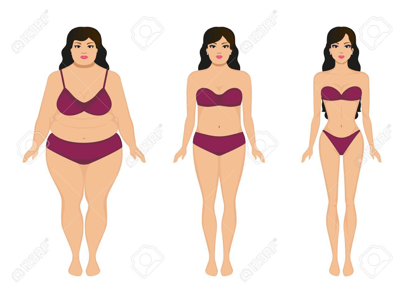 slimmin woman