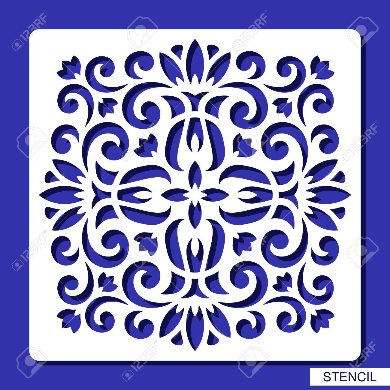 template for laser cutting wood carving paper cut and printing - Free Laser Cutter Templates