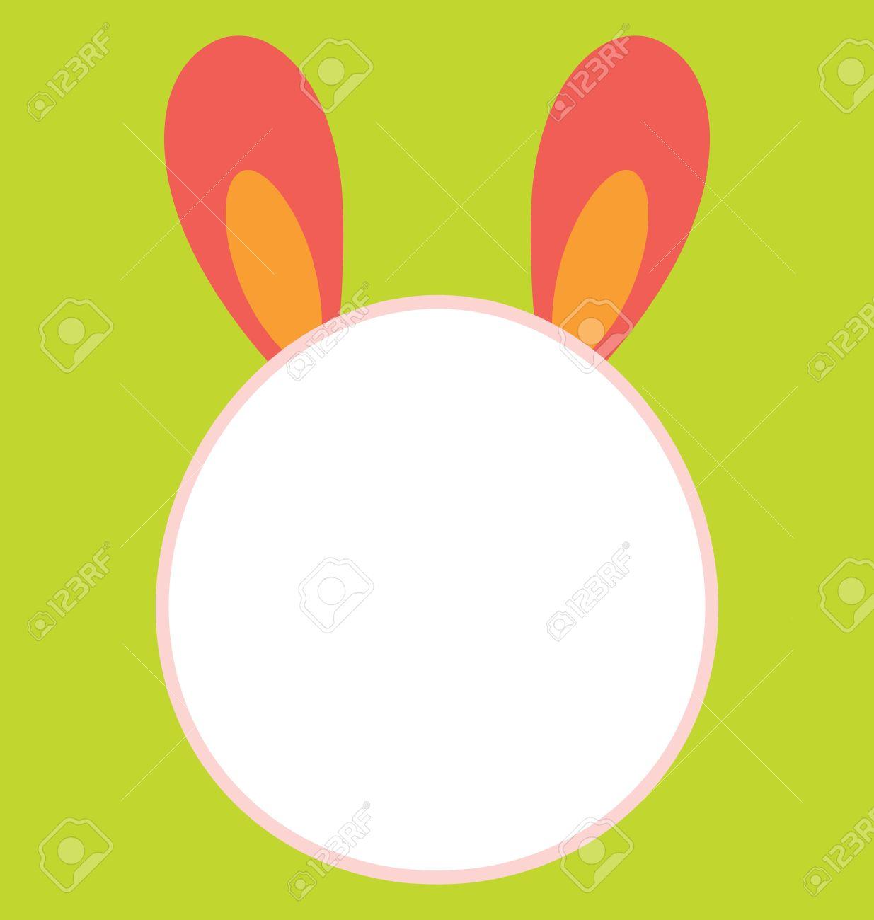 Großartig Ostern Einladungs Schablone Zeitgenössisch - Bilder für ...