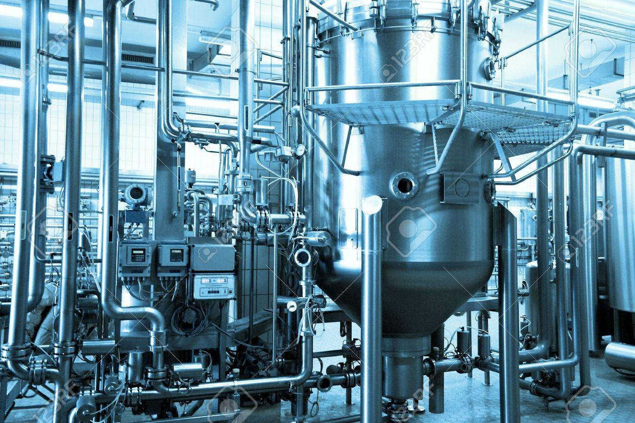 industrial background Stock Photo - 4594323