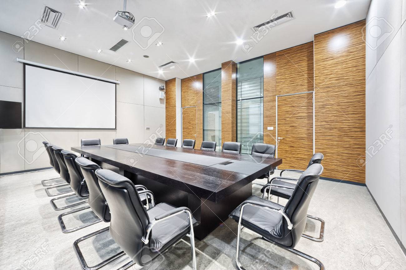 Modern Office Meeting Room Interior And Decoration Stock Photo   34507299