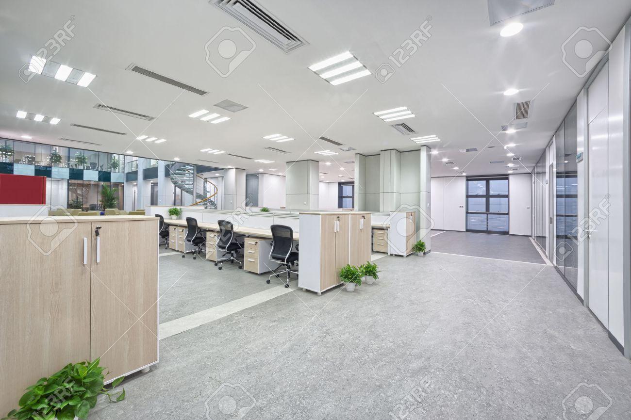 Modernen Büroraum Innen Lizenzfreie Fotos, Bilder Und Stock ...