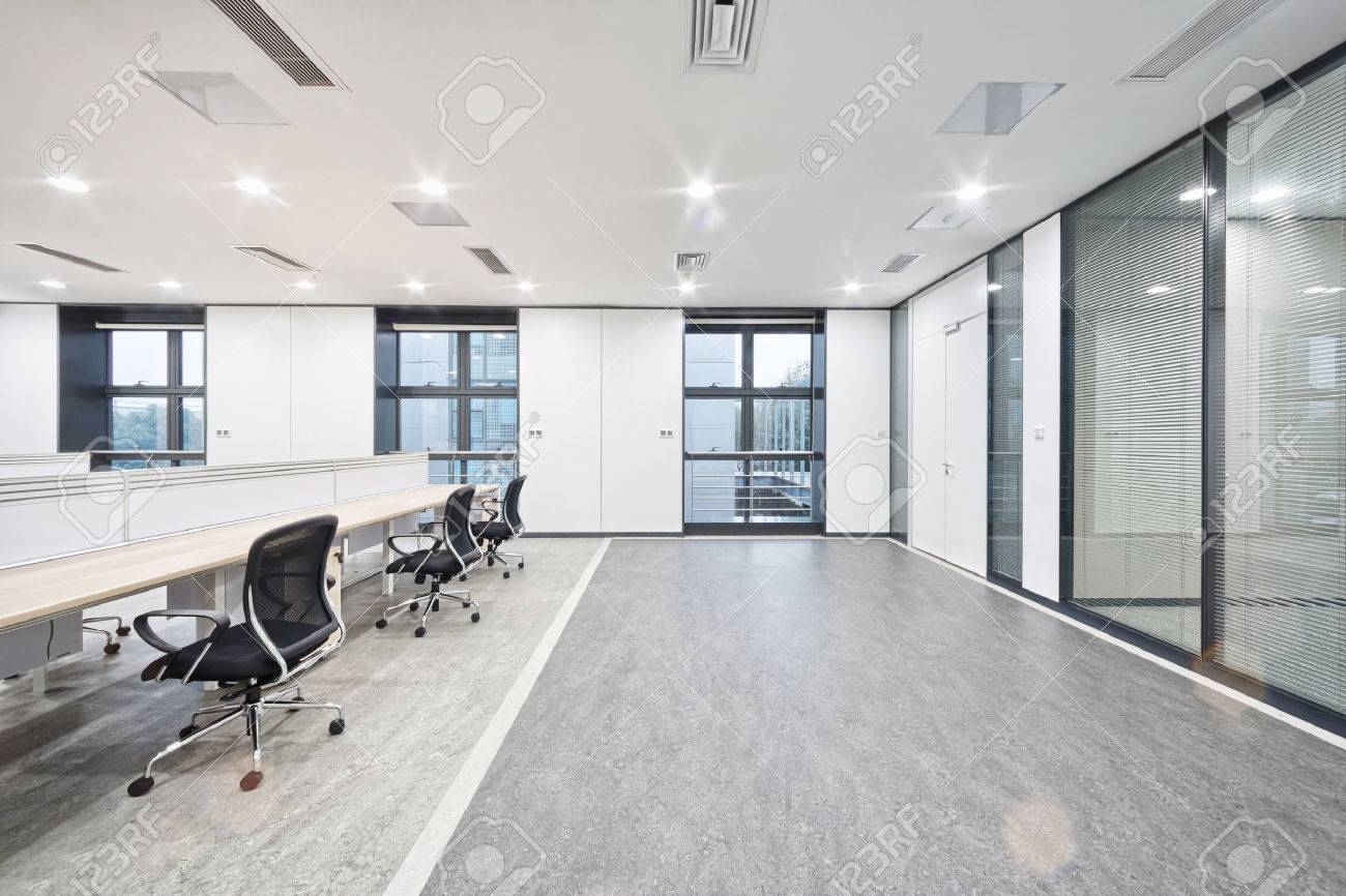 Modern Office Interior Stock Photo Picture And Royalty Free Image
