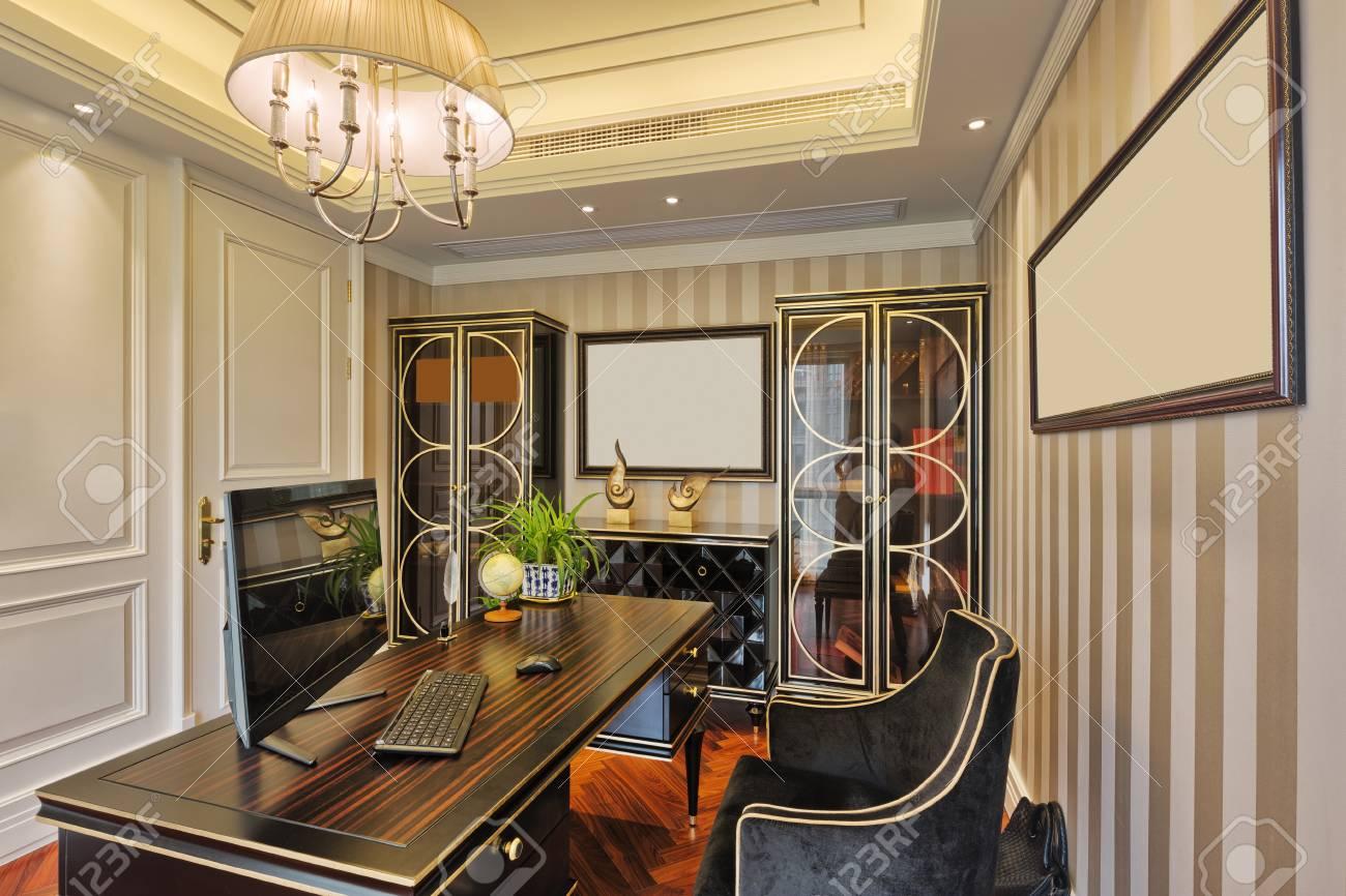 banque dimages intrieur tude de luxe et dcoration