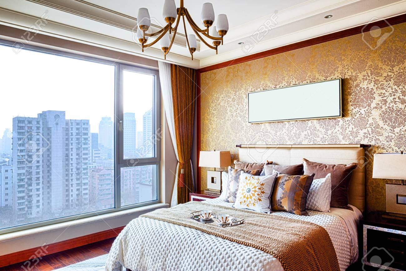 Decoration Chambre Coucher conception et décoration de chambre à coucher moderne