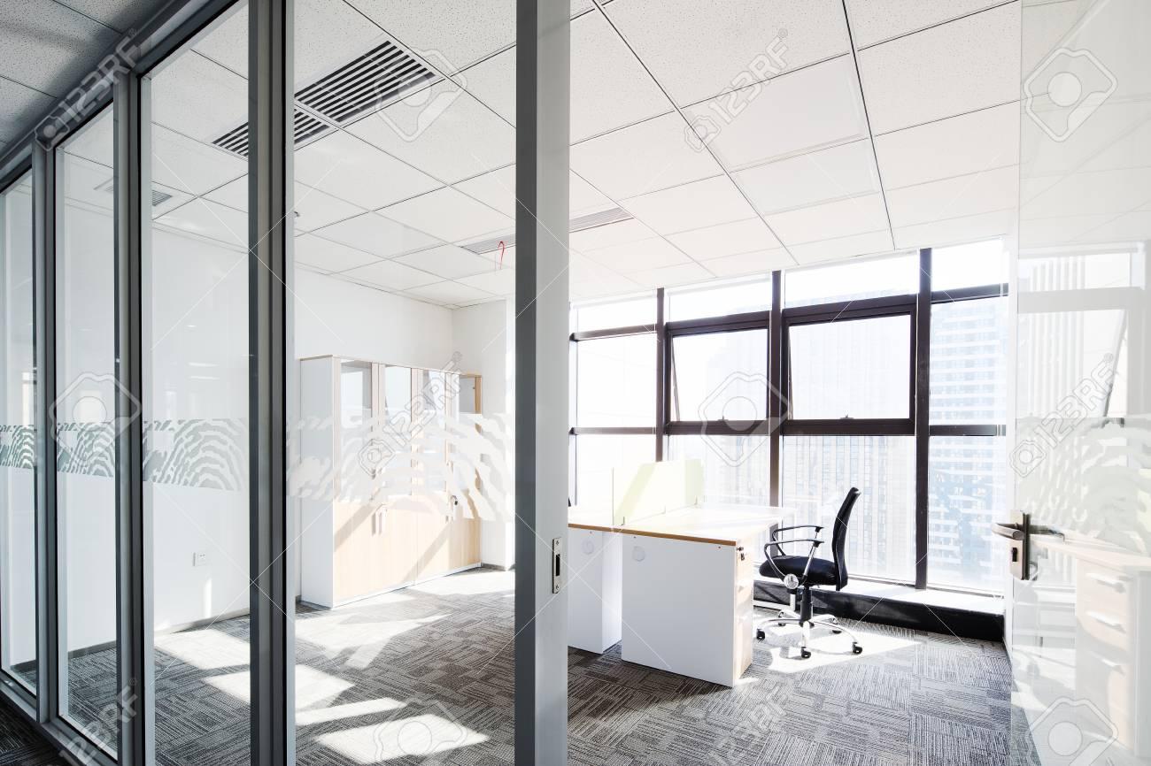 Design et décoration dans un bureau moderne banque d images et