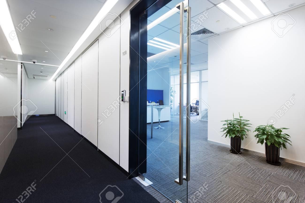 Design Et Décoration Dans Un Couloir Moderne Banque D\'Images Et ...