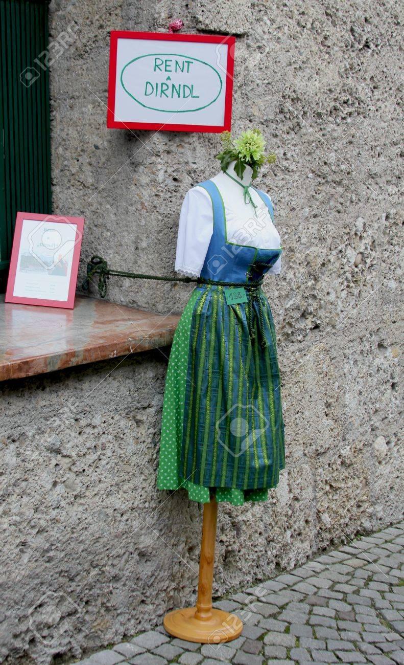 Austria Dress