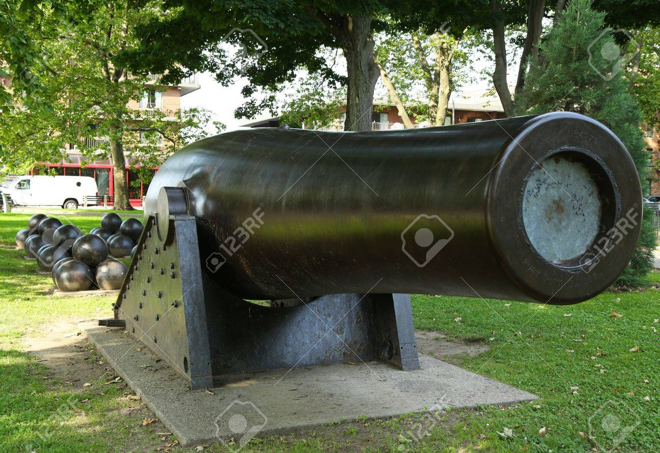 20 インチ湾リッジ区域のブルックリン、ニューヨークの内戦の記念碑 ...