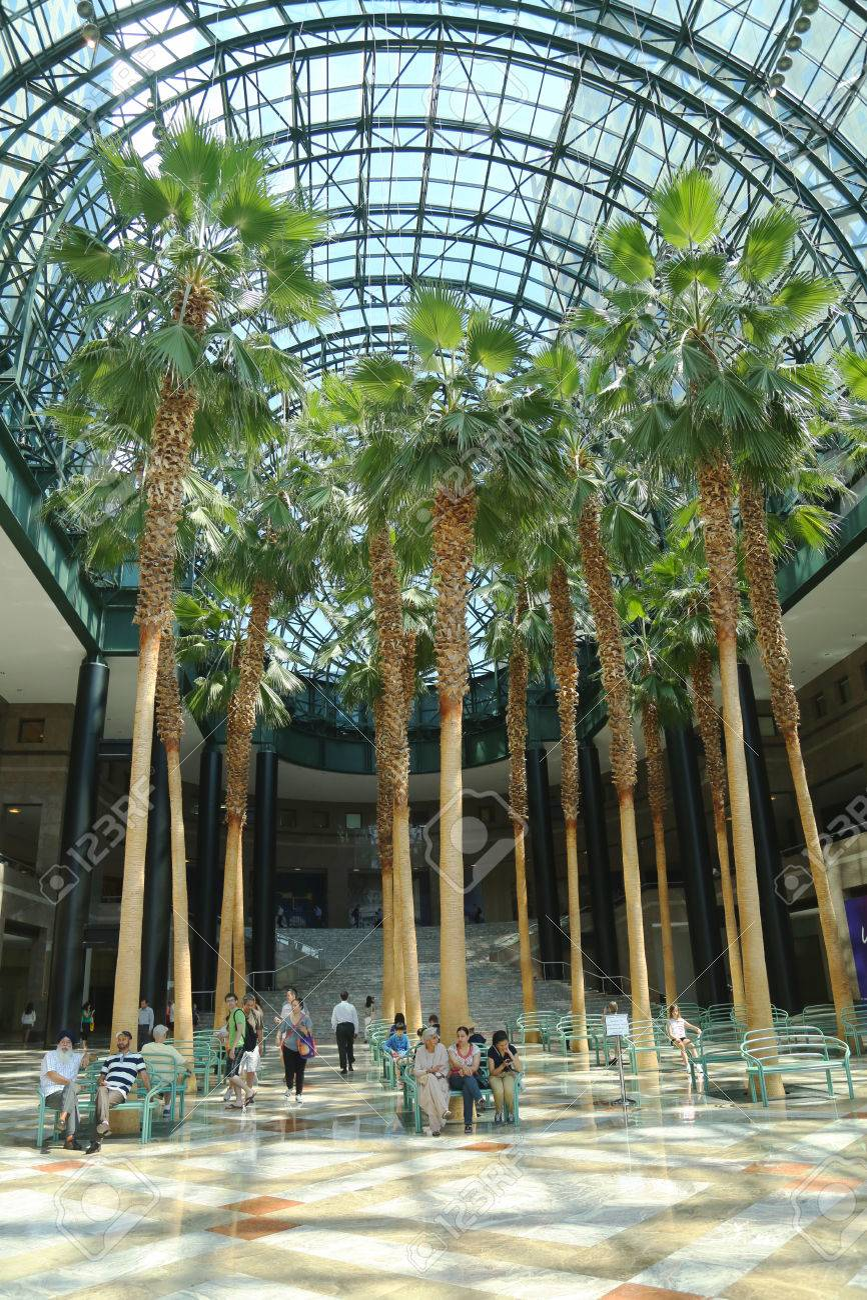 new york august 6 world financial center s winter garden