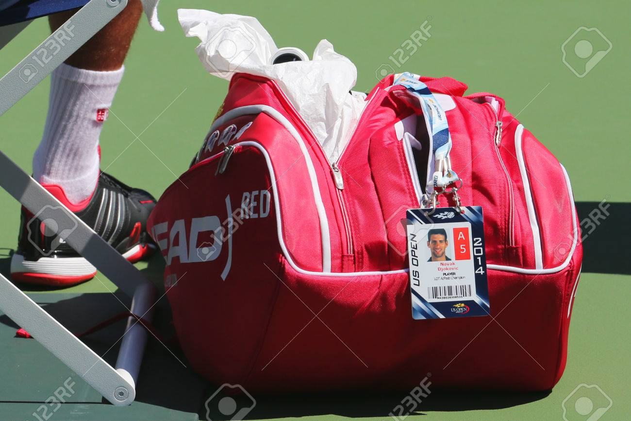 New York August 24 Six Times Grand Slam Champion Novak Djokovic Stock Photo Picture And Royalty Free Image Image 31136866