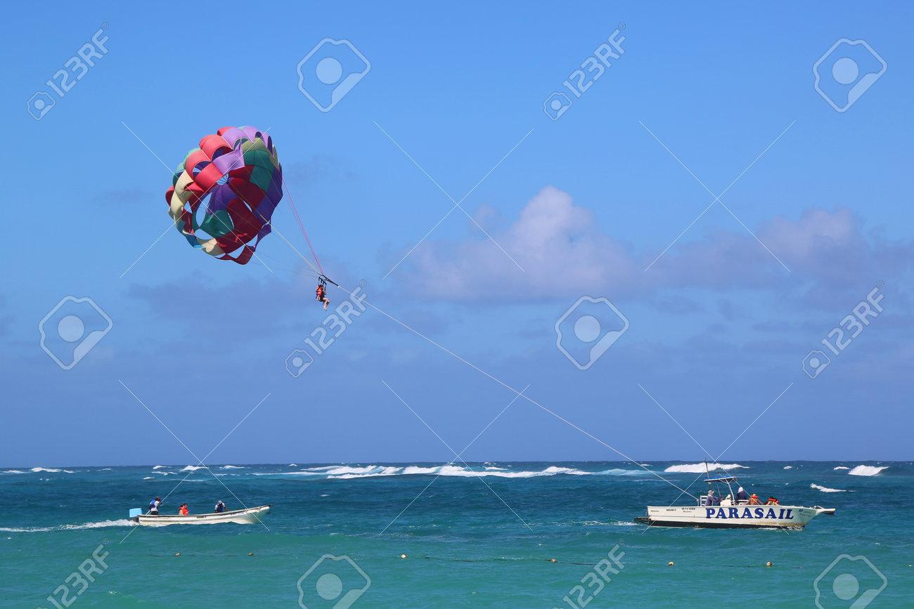 parachutisme republique dominicaine