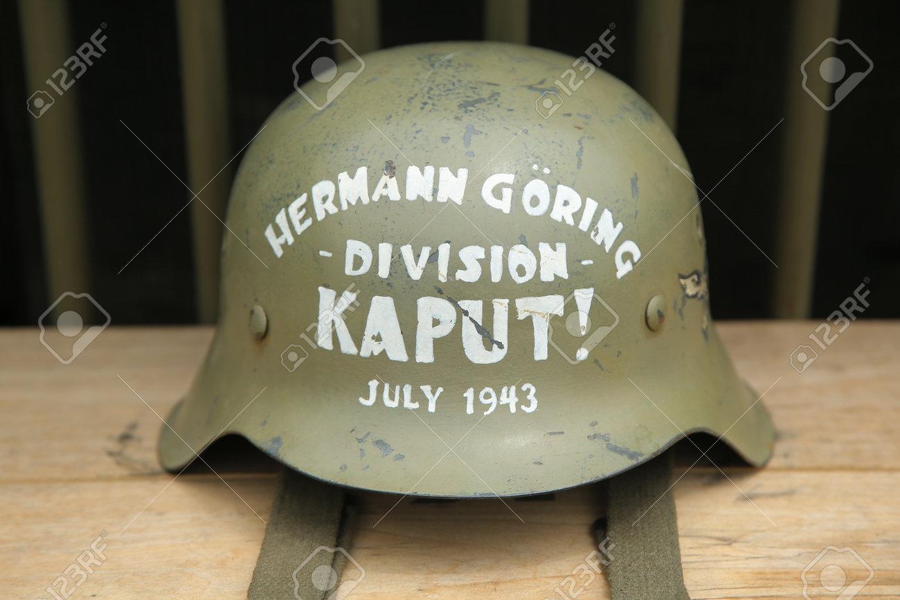 World War II American military memorabilia