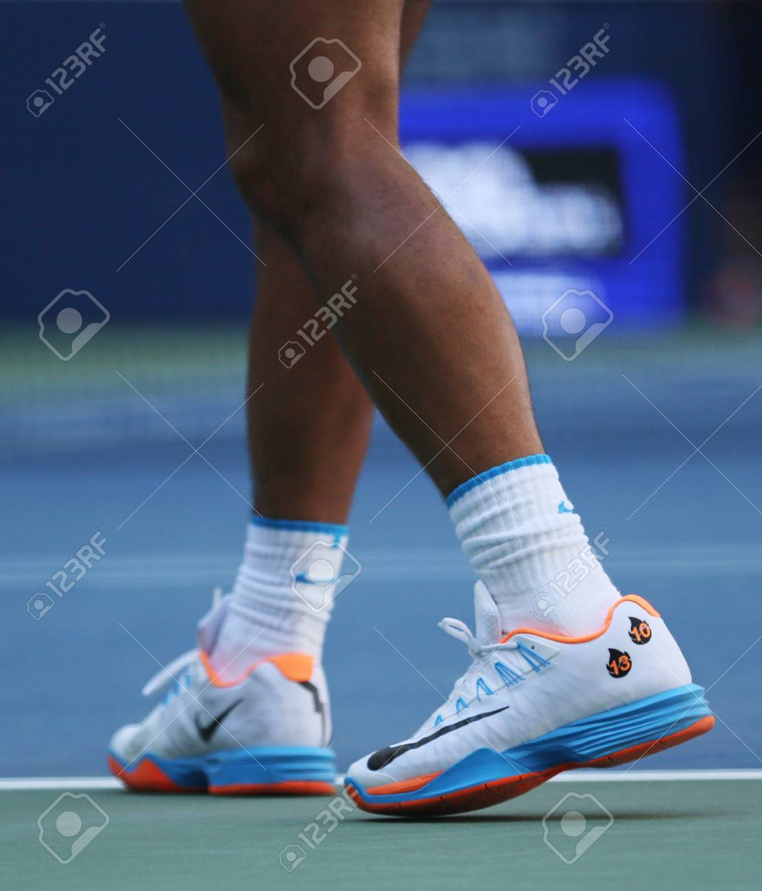 New York August 29 2016 Grand Slam Champion Rafael Nadal Stock Photo Picture And Royalty Free Image Image 64780656