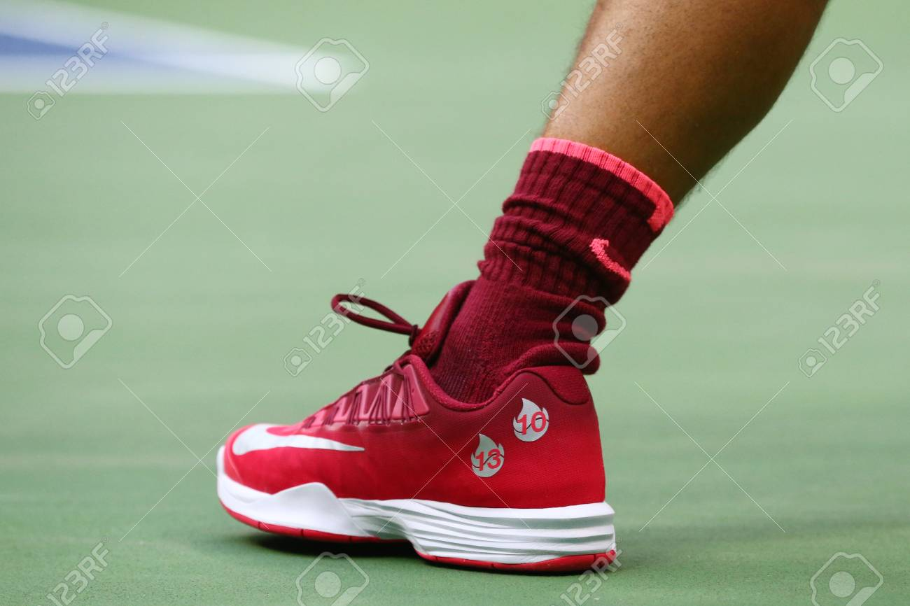 New York September 10 2017 Grand Slam Champion Rafael Nadal Stock Photo Picture And Royalty Free Image Image 86719562
