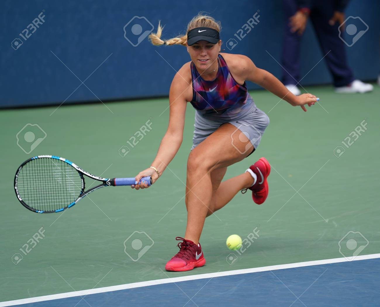 New York September 2 2017 Professional Tennis Player Sofia Stock Photo Picture And Royalty Free Image Image 93669436