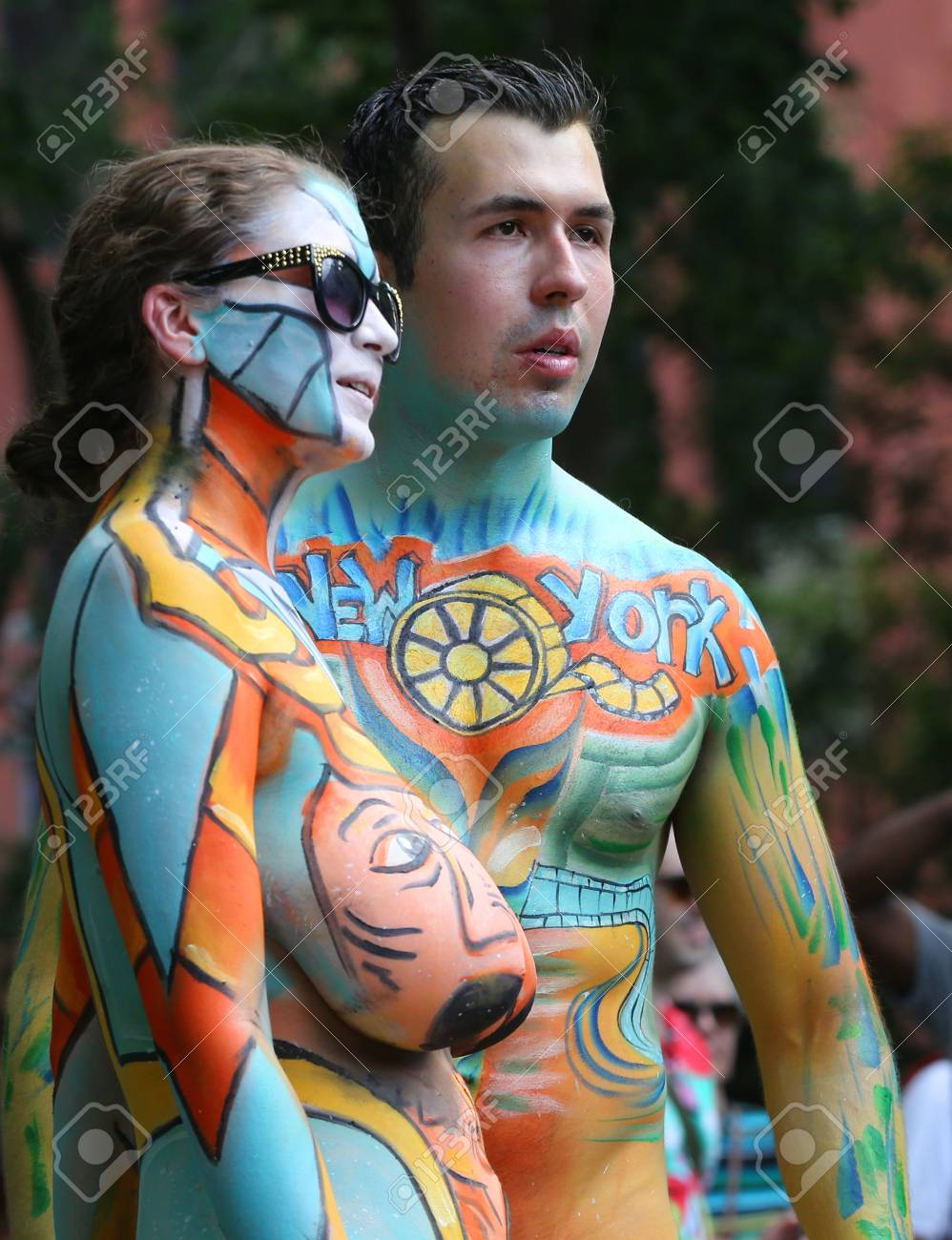 Body Painting Nyc