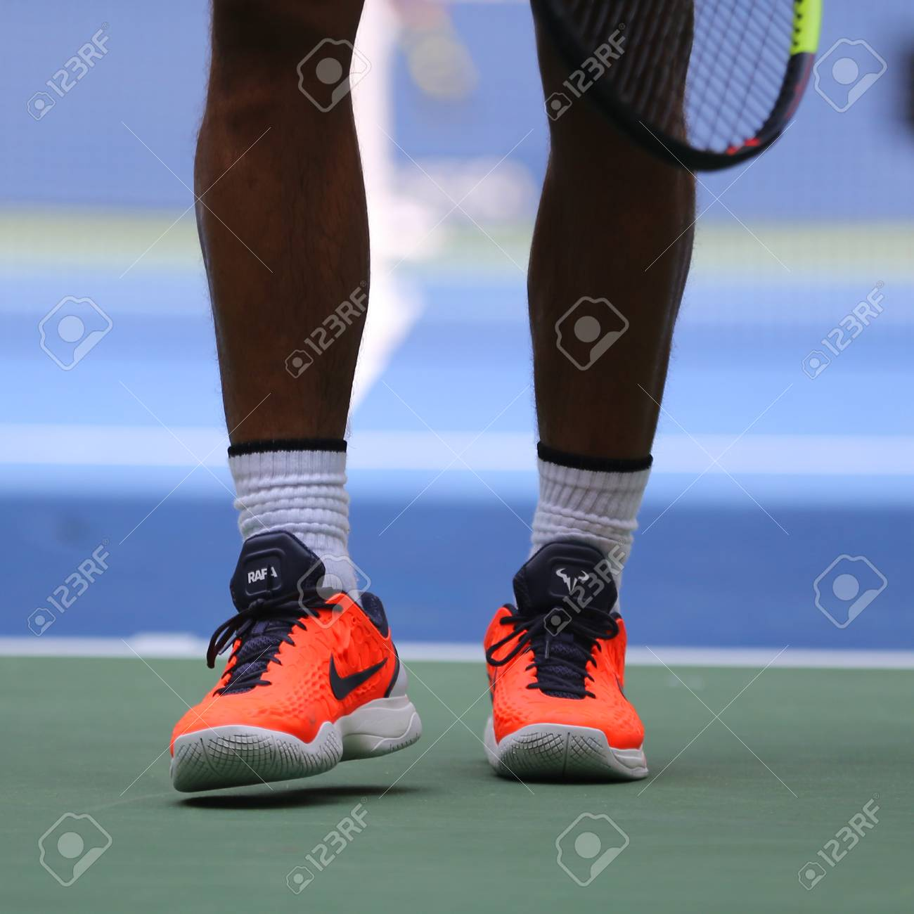 New York August 26 2018 Grand Slam Champion Rafael Nadal Stock Photo Picture And Royalty Free Image Image 114102410