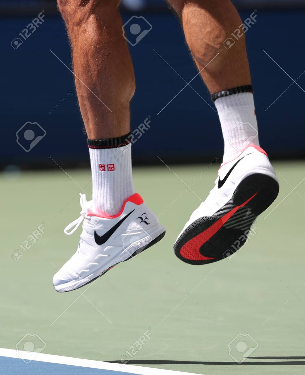 2019: 20-time Grand Slam Champion Roger
