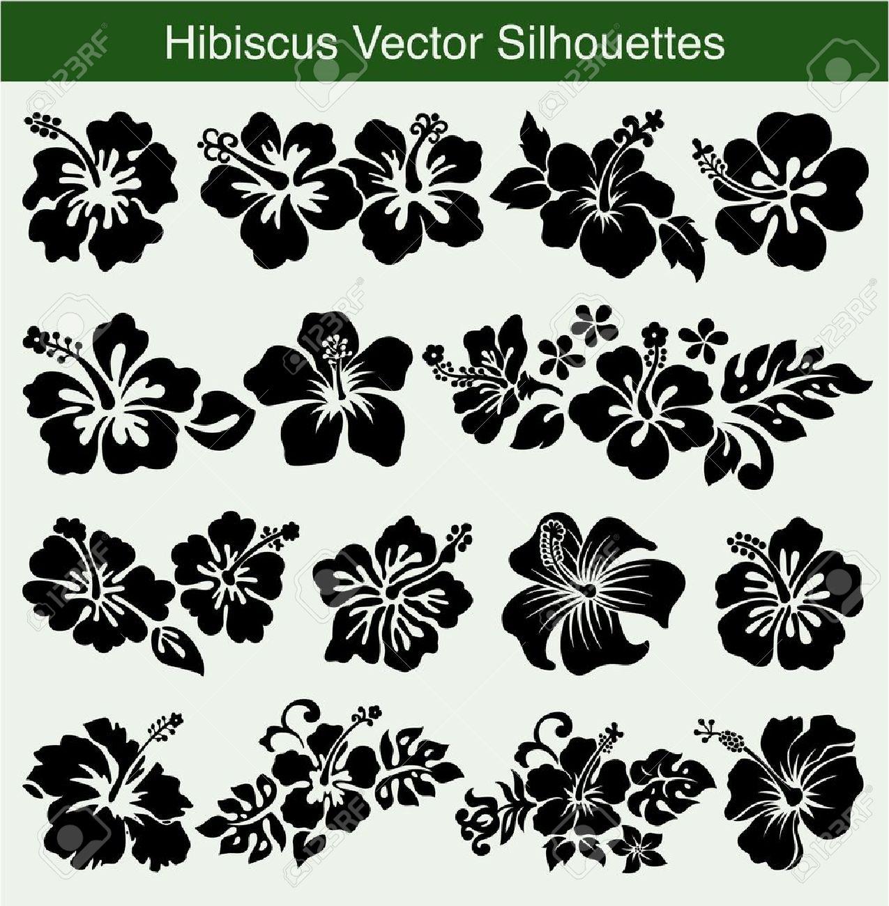 Hawaiian flower stencils comousar hawaiian flower stencils stencil flower hibiscus izmirmasajfo