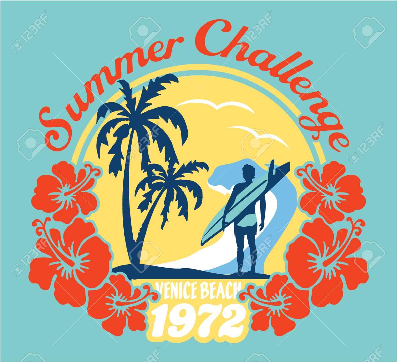 California summer vintage
