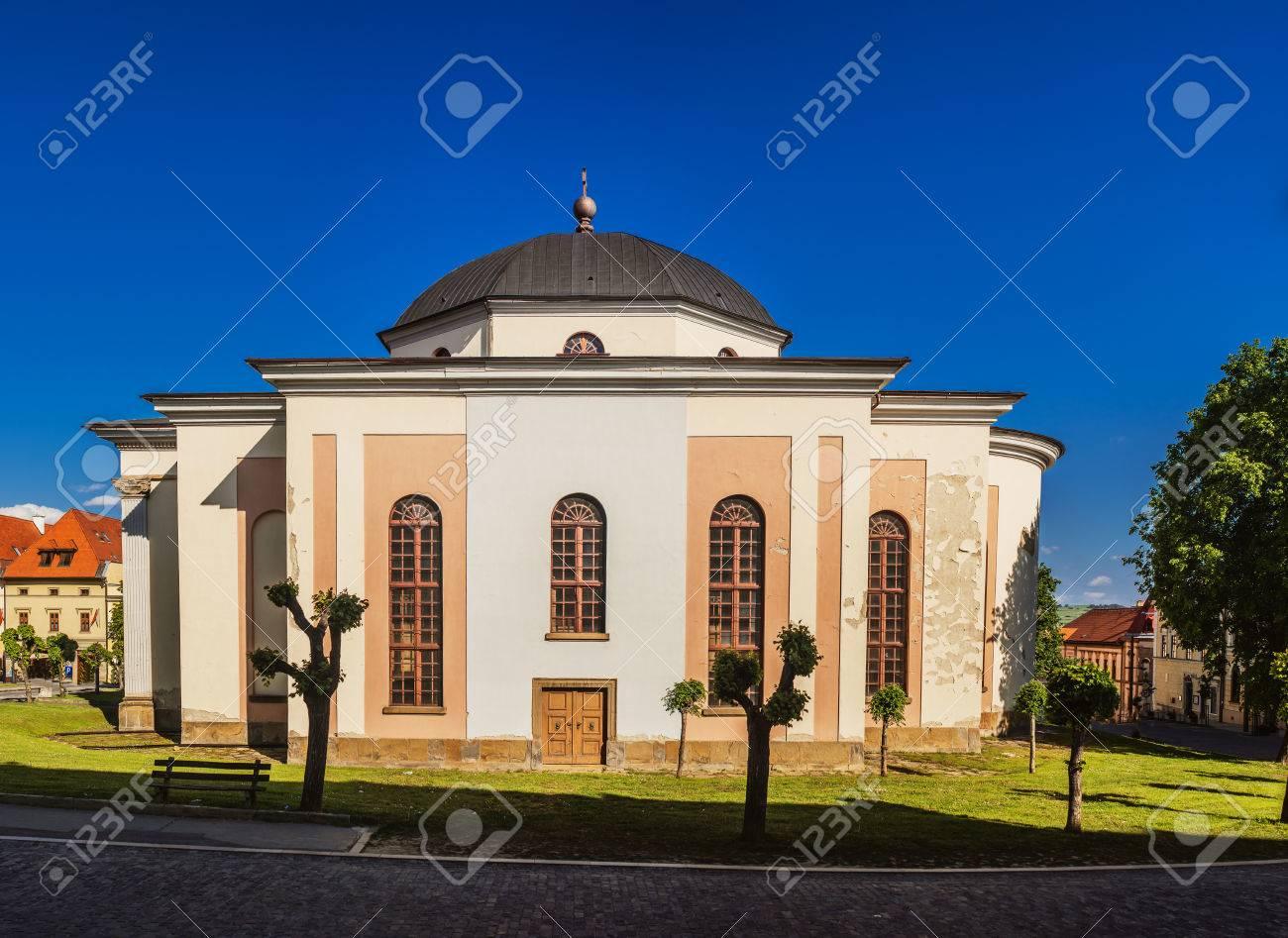 Evangelical church in Levoca, Presov Region, Slovakia