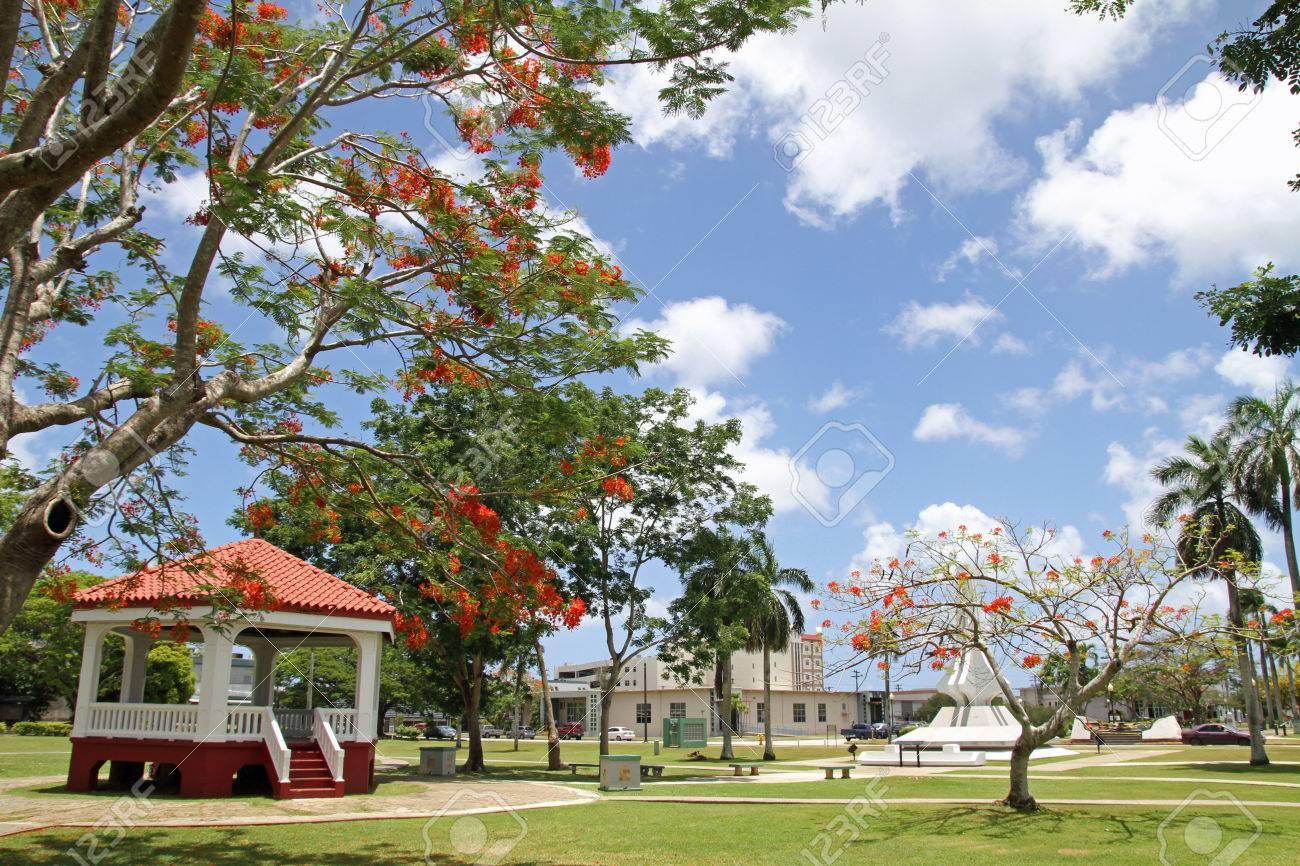 Plaza de Espana in Guam - 32720595