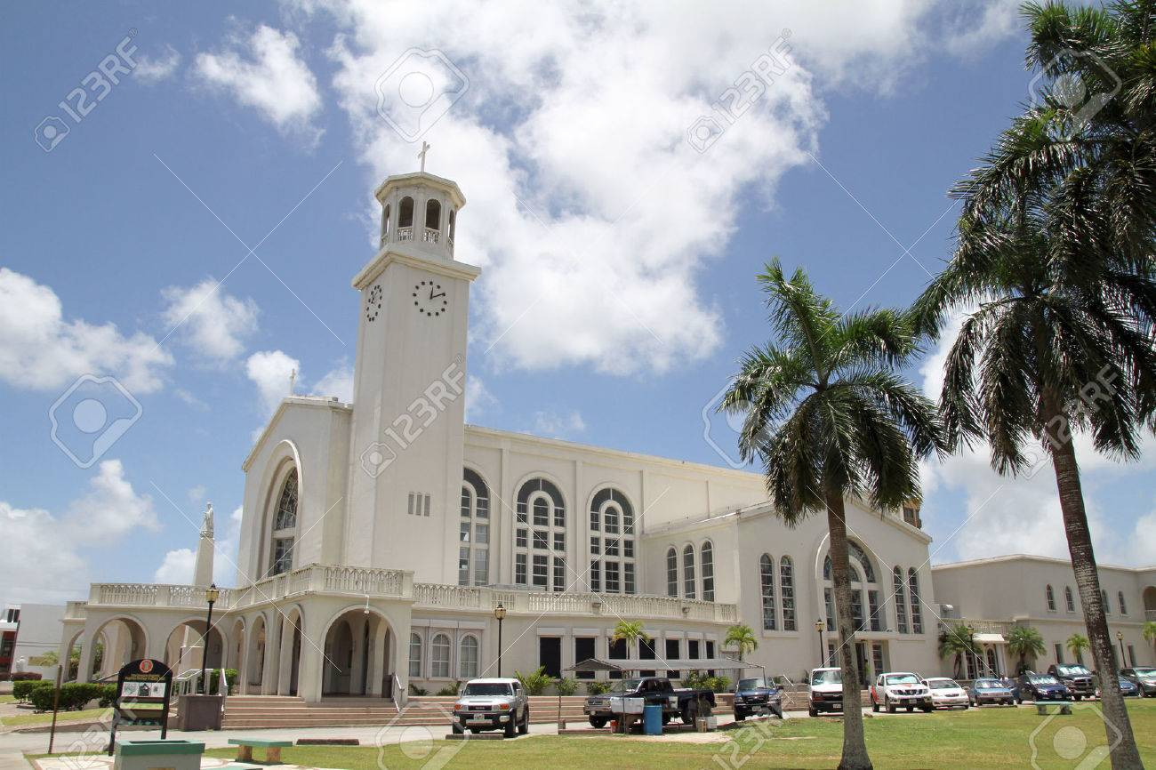 Dulce Nombre de Maria Cathedral Basilica in Guam - 32682373