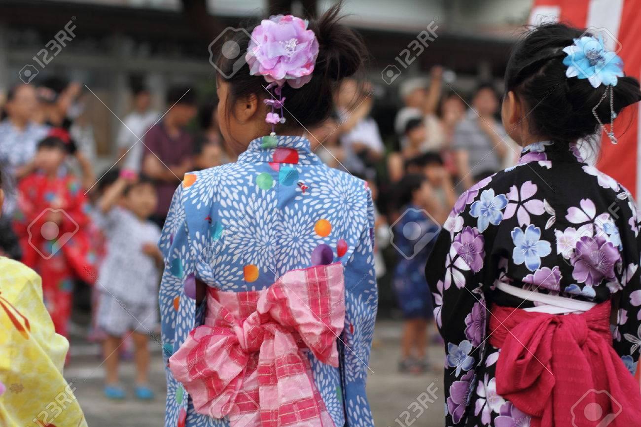 Japanese summer festival - 36610673