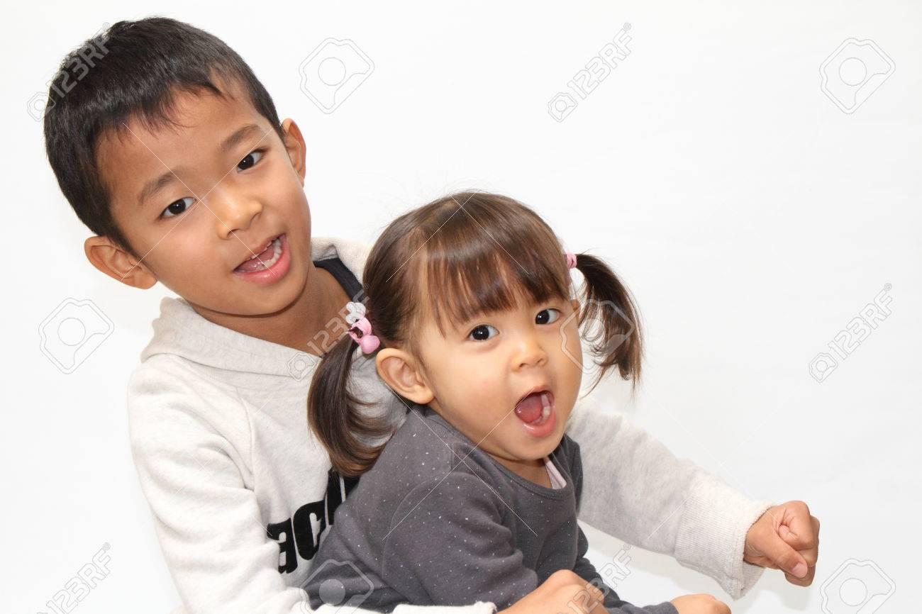 japonais frère et soeur ayant sexe sexy nu gorls
