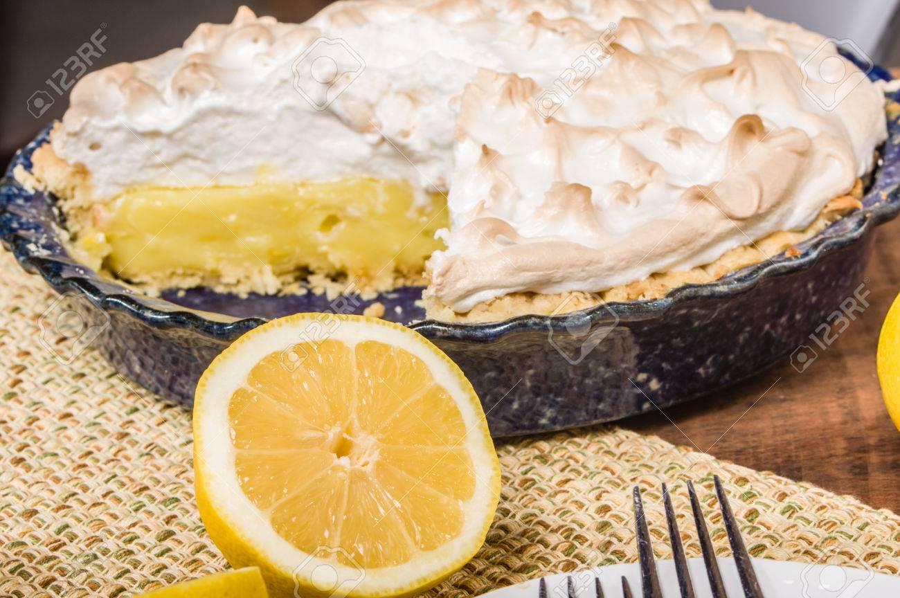 Banana Caramel Pudding with Meringue Topping   Serious Eats