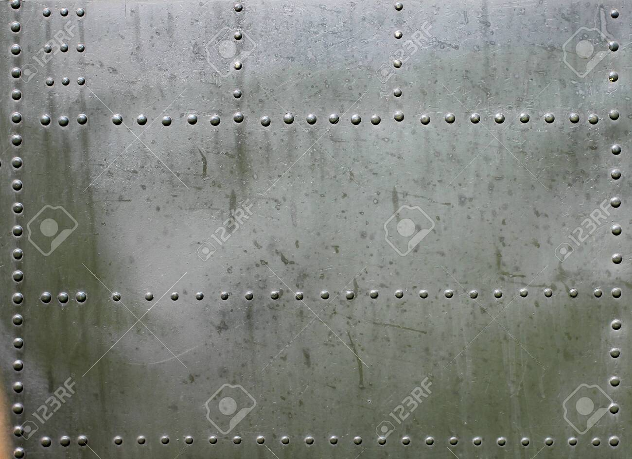 Metal surface of military Armored - 128042986