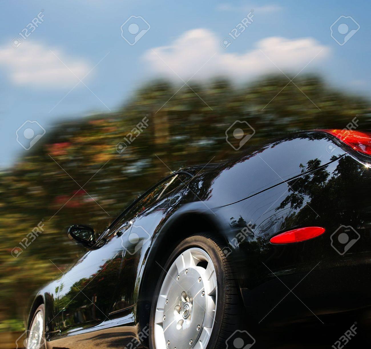Sports car Stock Photo - 652294