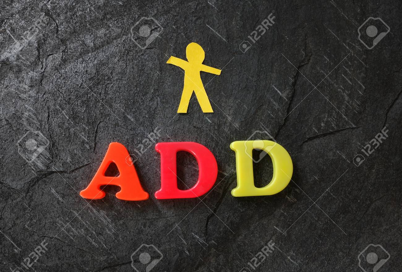 The Play Deficit >> Add Attention Deficit Disorder Spelled Out In Play Letters