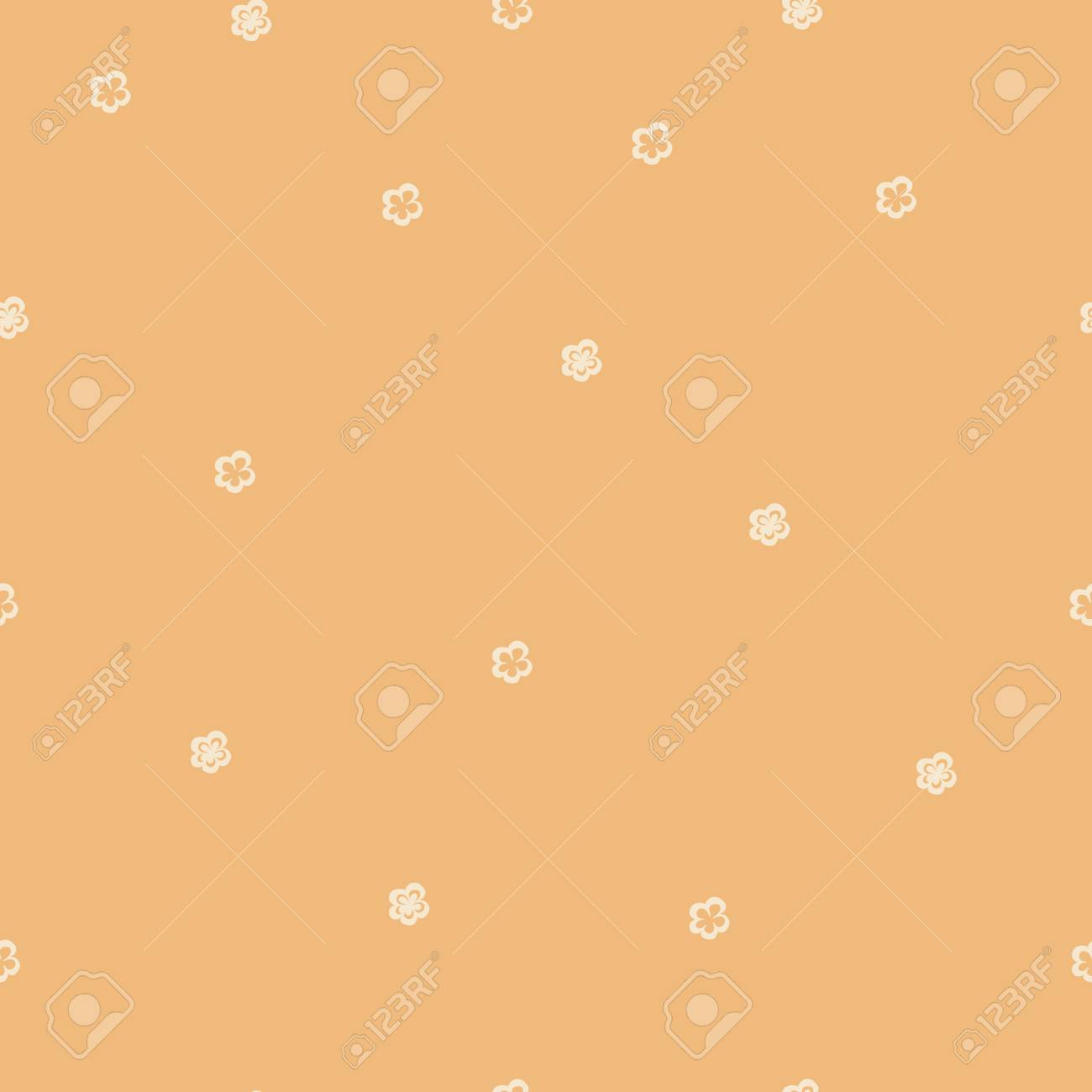 Seamless Pattern With Cute Small Flowers Can Be Used For Wallpaper Royalty Free Cliparts Vectors And Stock Illustration Image 85402246