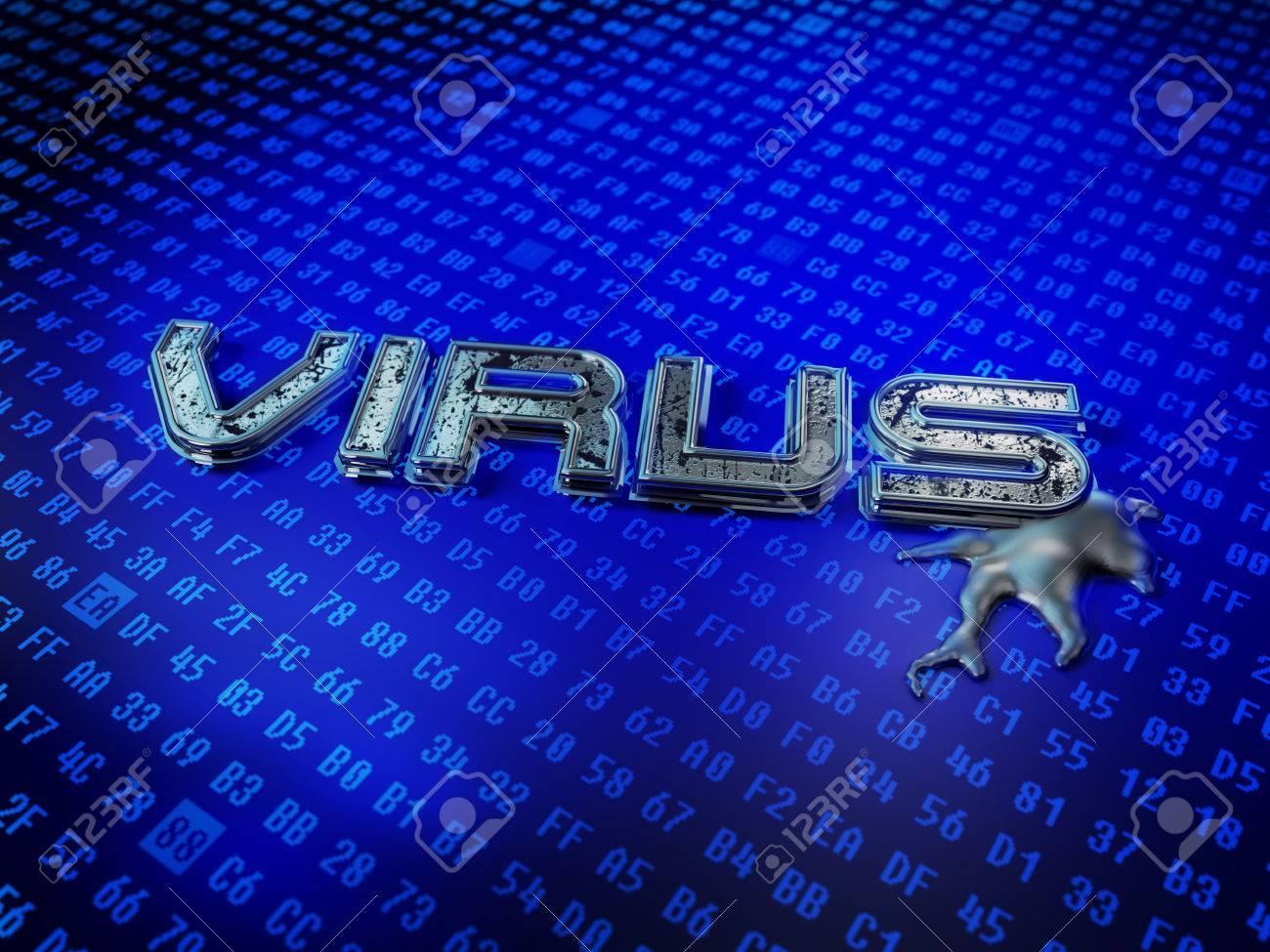 How to write a c virus