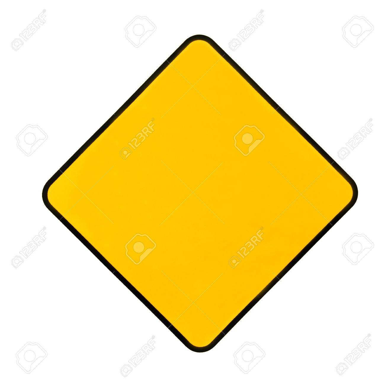 Empty yellow warning sign add any word you want stock photo empty yellow warning sign add any word you want stock photo buycottarizona Choice Image