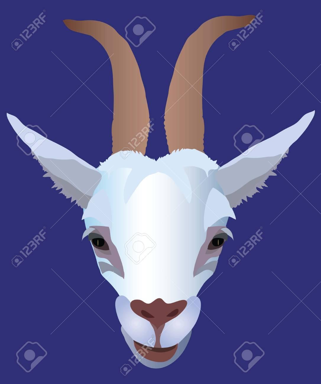 goat Stock Vector - 10644456